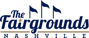 The Fairgrounds Nashville logo — link to Directions