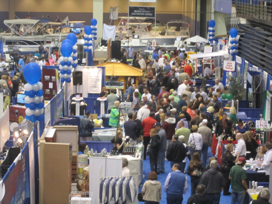 Attendance was fabulous at the Latest Nashville Home Expo